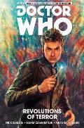 Doctor Who Tenth Doctor Revolutions of Terror