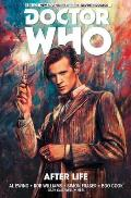 Doctor Who Eleventh Doctor After Life