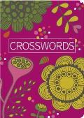 Floral Notebook Crosswords