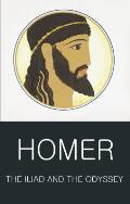 Chapmans Homer The Iliad & The Odyssey