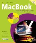 Macbook in Easy Steps 3rd Edition Covers Mac OS X Mountain Lion