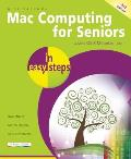 Mac Computing for Seniors in Easy Steps Covers Mac OS X Mountain Lion