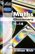 Letts Maths Dictionary 11-14