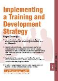 Implementing a Training and Development Strategy: Training and Development 11.8