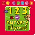My First 123 and Nursery Rhymes Bumper Board Book