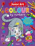 Colour by Numbers - Cat and Mouse: Featuring a Picture of the Finished Page for Extra Guidance