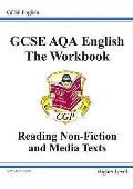 Gcse Aqa Understanding Non-fiction Texts Workbook - Higher
