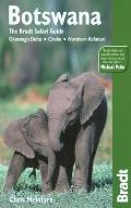 Bradt Botswana 2nd Edition Okavango Delta Chobe Northern Kalahari