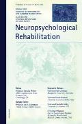 Cognitive Neuropsychology and Language Rehabilitation: A Special Issue of Neuropsychological Rehabilitation