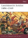 Landsknecht Soldier 1486 1560