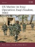 US Marine in Iraq
