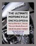 Ultimate Motorcycle Encyclopedia