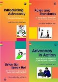 Speaking Up: A Plain Text Guide to Advocacy 4-Volume Set