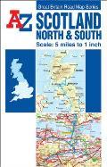 Scotland Road Map
