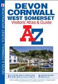 Devon, Cornwall and West Somerset Visitors' Atlas
