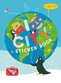 Big City Sticker Book Over 350 Stickers