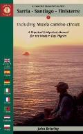 Camino Pilgrims Guide Sarria Santiago Finisterre Including Muxia Camino Circuit