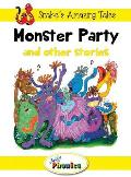 Monster Party and Other Stories: Jolly Phonics Readers
