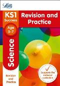 Letts Ks1 Revision Success - New 2014 Curriculum Edition -- Ks1 Science: Revision and Practice