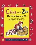 Chimp and Zee: Our New Baby and Me: A First Year Record Book for New Brothers and Sisters