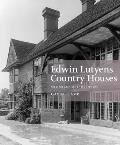 Edwin Lutyens Country Houses From the Archives of Country Life