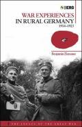 War Experiences in Rural Germany: 1914-1923