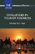 Challenges in Tourism Research PB