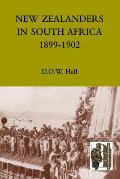 New Zealanders in South Africa 1899-1902