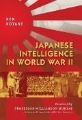 Japanese Intelligence in World War II