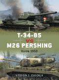 T-34-85 vs M26 Pershing