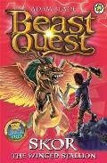 Beast Quest 14 Dark Realm Skor the Winged Stallion