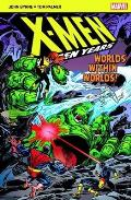X-men the Hidden Years; Worlds Within Worlds