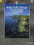Irish Folk Songs: For Voice and Piano