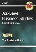A2-level Business Studies Aqa Complete Revision & Practice