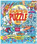 The Totally Brilliant Super Puzzle Book