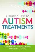 Brief Guide To Autism Treatments