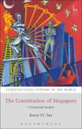 The Constitution of Singapore - A Contextual Analysis
