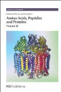 Amino Acids, Peptides and Proteins: Volume 38