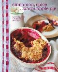 Cinnamon Spice & Warm Apple Pie Comforting Baked Fruit Desserts for Chilly Days