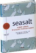 Seasalt: Ship Ahoy! Wallet Notecards