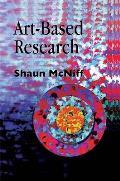 Art Based Research Shaun Mcniff