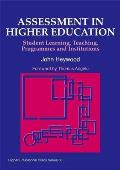 Assessment in Higher Education: Student Learning, Teaching, Programmes and Institutions