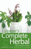 Culpepers Complete Herbal Natural Remedi