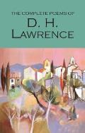 Complete Poems of D H Lawrence