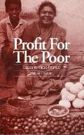 Profit for the Poor: Cases in Micro-Finance