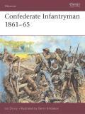 Confederate Infantryman 1861–65