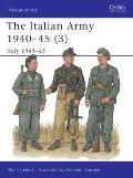 The Italian Army 1940-45 (3): Italy 1943-45