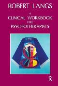 Clinical Workbook For Psychotherapists