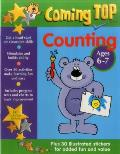 Coming Top Counting Ages 6-7: Get a Head Start on Classroom Skills - With Stickers!