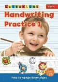 Handwriting Practice: My Alphabet Handwriting Book